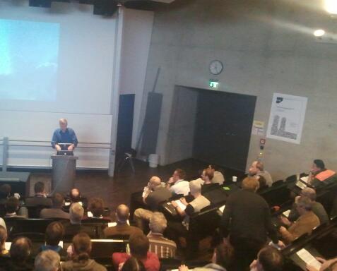 Johannes Loxen in seiner Keynote