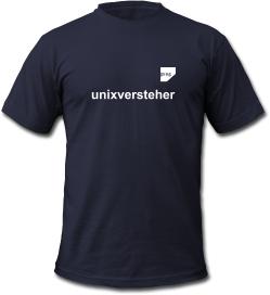 Unixversteher GUUG-Shirt